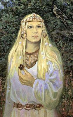 1-жива-кукушка-славянская богиня славян счастья любви