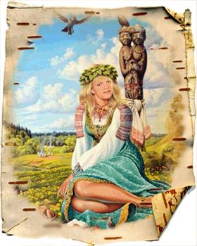 леля славянская богиня любви 2