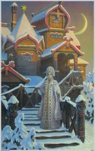 Терем Зимы, Ольшанский