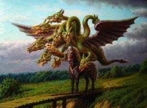 змей горыныч-панасенко