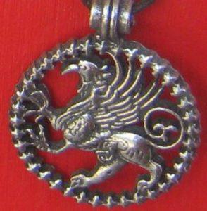 1-грифон-символ-амулет