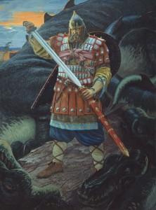 Добрыня Никитич, Худ.Станислав Москвин