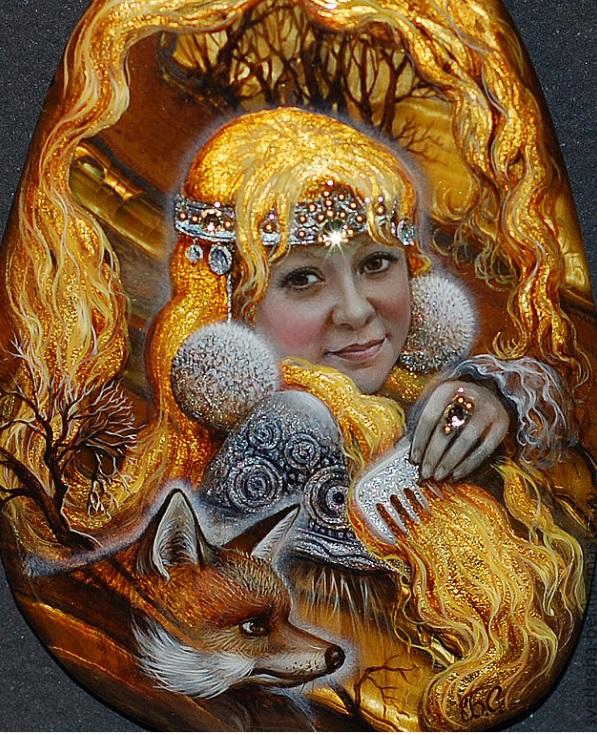 Золотой Волос-Беловодова