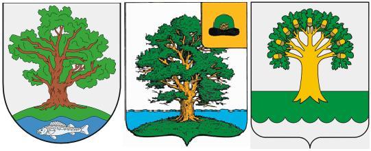дуб на гербах-зеленый-1