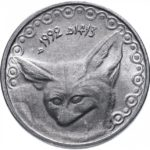 1-фенек-1-4 динар