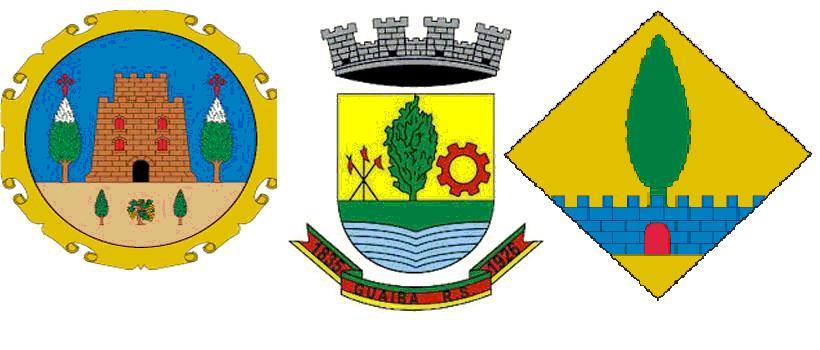 Кипарис на гербах Сеехин, Гуаиба и Чипрана