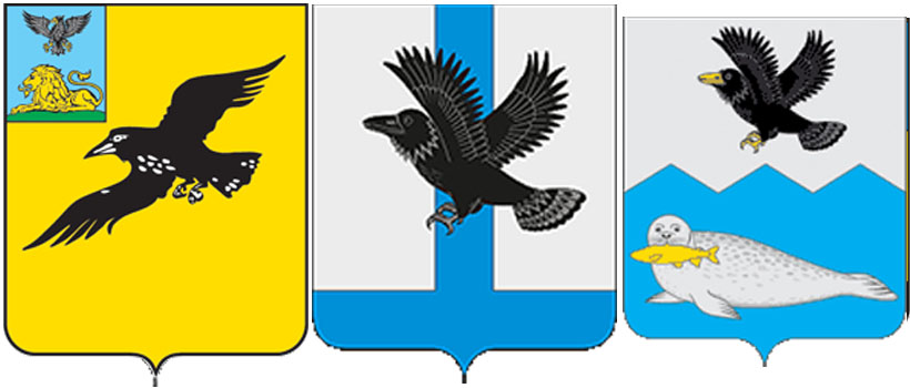 ворон--герб
