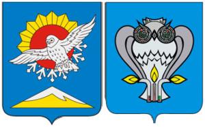 сова полярная--герб