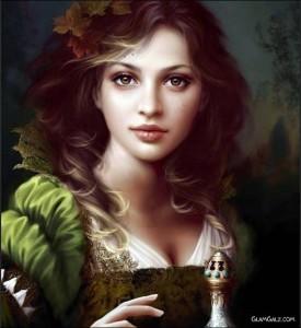 идеальная женщина льва