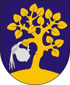 -травник-герб поселения Гижай вЛитве