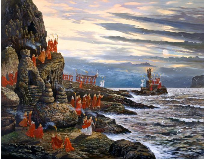 Иванов-День морской богини