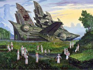 Иванов- День почитания небес