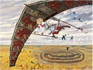 Иванов- Летящий арий