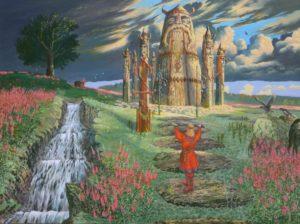 Иванов-Перунов день - Освящение меча