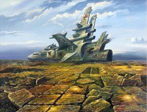 Иванов- След из допотопья Небесная колесница