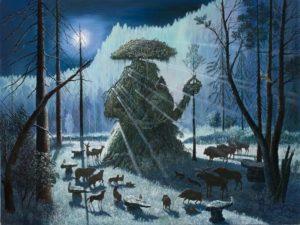 Иванов-Царь леса