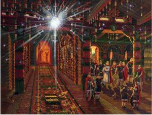 Иванов- В храме воинов в городе Ретре Призрак Радогоста