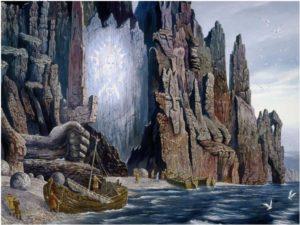 Иванов-Видение поморам богини Гипербореи