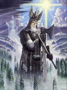 Иванов- Волот Руси Север