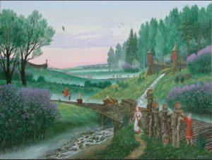 Иванов-Время Травня
