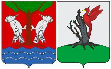 дятел на гербе