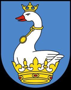 гусь на гербе Поседарье