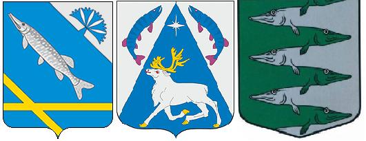 -щука 2-2-2-2-гербы