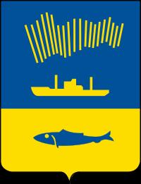 треска-герб Мурманска