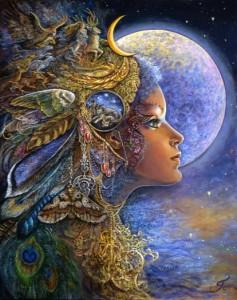 -злата майя-5 Худ.Жозефина Уолл