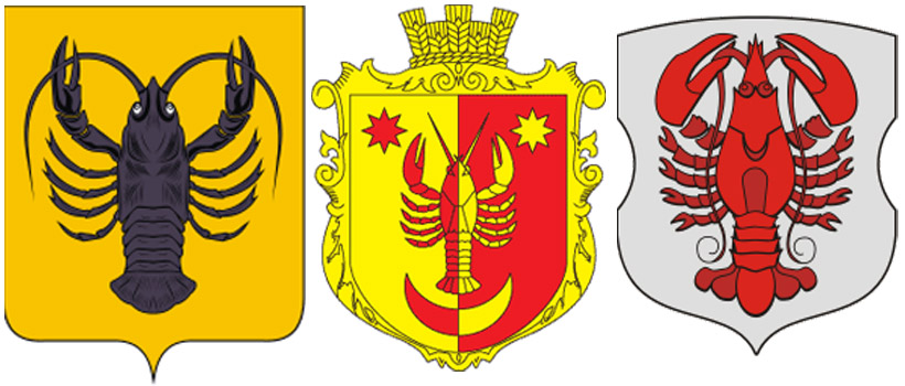 рак--герб