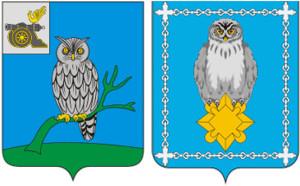 сыч--герб