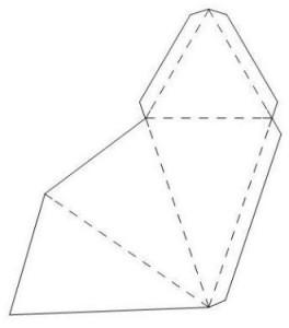 3-гранная пирамида