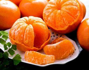 мандарин-