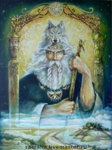 волх-сын словена