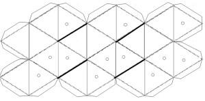 звездный октаэдр-ЗВЕЗДЧАТЫЙ