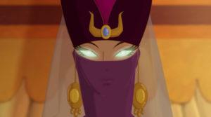 приворот-три богатыря и шамаханская царица