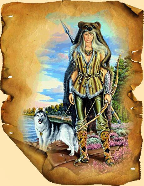 Бог охотников и рыболовов