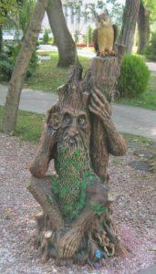 Лесной дух в Геленджике, фото Наты
