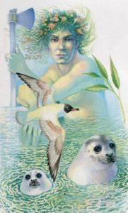воздух-Сильвия Гейнсфорд Бог Ньёрд.