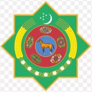 хлопок- герб Туркмении