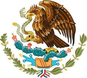 кактус-беркут-герб Мексики