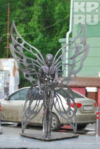 мотылек-памятник-пермь