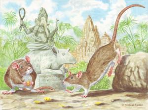 Крысы, Худ.Н.Фомин