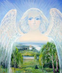 Ангел, Худ.Н.Кукель