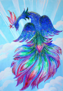 птица счастья нонна кукель
