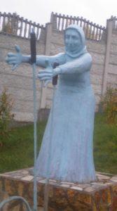 Памятник Синюшке в Сысерти