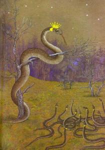 Змеиный царь, Худ.В.Славук