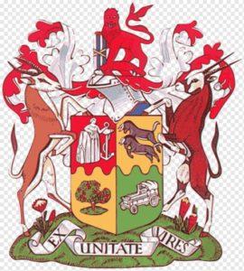 1-антилопа-герб ЮАР