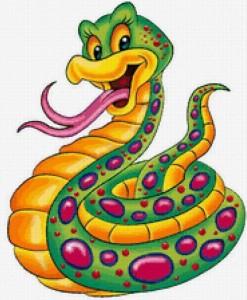 гарафена-змея