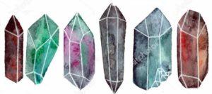 1-кристаллы возврата